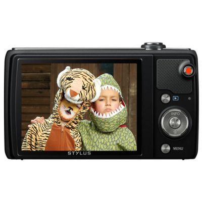 Компактный фотоаппарат Olympus VR-370/Black