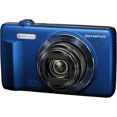 Компактный фотоаппарат Olympus VR-370/Blue
