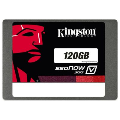 "SSD-диск Kingston SSDNow SATA 2,5"" 120GB SKC300S3B7A/120G"