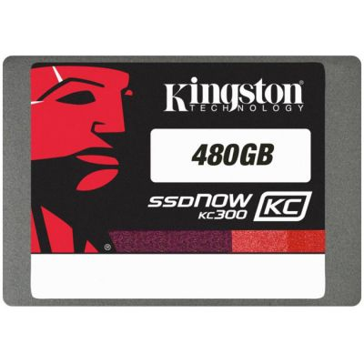 "SSD-диск Kingston SSDNow KC300 SATA 2,5"" 480GB SKC300S3B7A/480G"