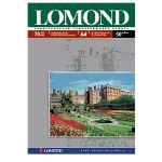 Бумага Lomond A4 70г/м2 50л. универсальная самоклеящаяся, белая (2100005)