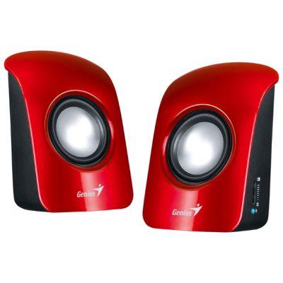 Колонки Genius SP-U115 Red
