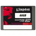 "������������� ���������� Kingston SSDNow KC300 SATA2.5"" 60GB Upgrade Bundle Kit SKC300S3B7A/60G"