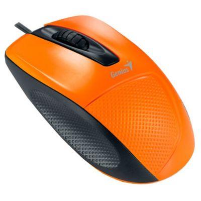 Мышь проводная Genius DX-150 Orange GM-DX 150 Orng