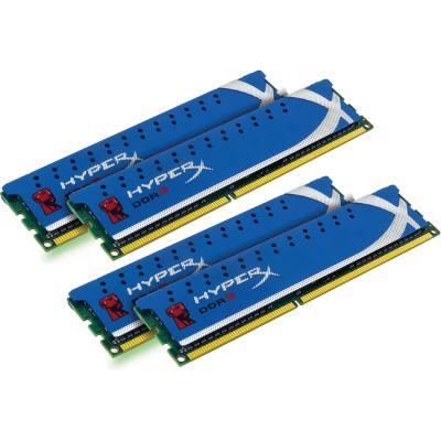 ����������� ������ Kingston DIMM 16GB 2133MHz DDR3 Non-ECC CL11 (Kit of 4) XMP Hyper X w/TS KHX2133C11D3K4/16GX