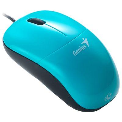 Мышь проводная Genius DX-220 Blue