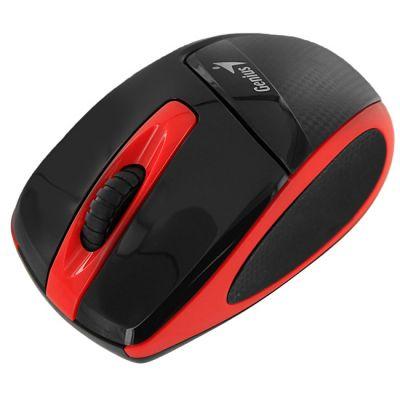 Мышь беспроводная Genius DX-7000 Red