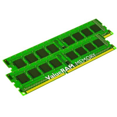 Оперативная память Kingston DIMM 8GB 1600MHz DDR3 Non-ECC CL11 DIMM (Kit of 2) SR x8 KVR16N11S8K2/8