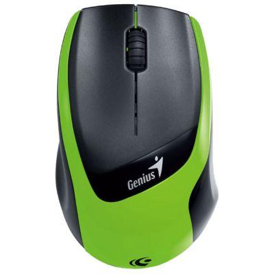 Мышь беспроводная Genius DX-7020 Green