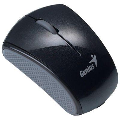 Мышь беспроводная Genius Micro Traveler 900 S Black