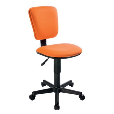 Офисное кресло Бюрократ Ch-204NX оранжевый