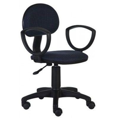 Офисное кресло Бюрократ Ch-213AXN черно-синий