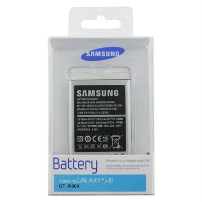 Адаптер питания Samsung для GT-I9300 2100 мАч EB-L1G6LLUCSTD