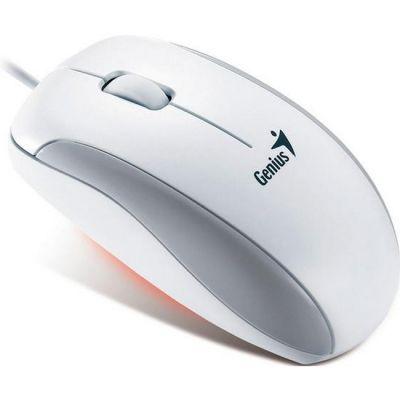 Мышь проводная Genius NetScroll 130X White GM-NetScroll 130X