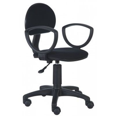 Офисное кресло Бюрократ Ch-213AXN Black