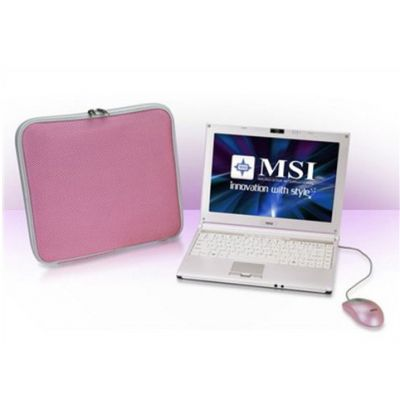 Ноутбук MSI PR210-044 Pink