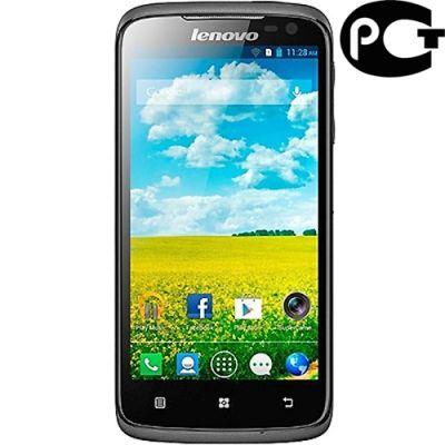 Смартфон Lenovo S820 8Gb 3G (Gray) P0A8003ZRU