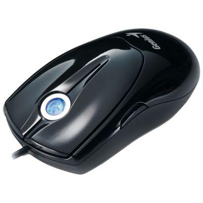 Мышь проводная Genius NetScroll T220 Laser USB Black GM-NScr T220 L