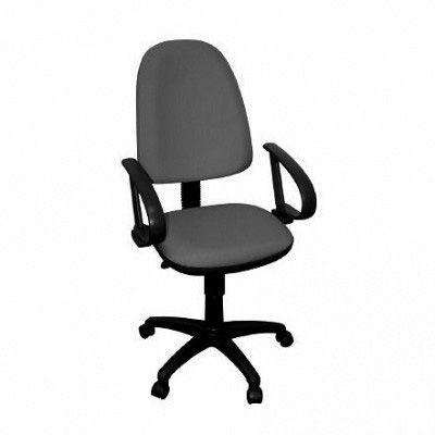 Офисное кресло Бюрократ Ch-300AXSN серый