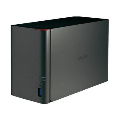 Сетевое хранилище Buffalo LinkStation 421E High Speed 2 отсека USB3.0/USB2.0 - без дисков LS421DE-EU