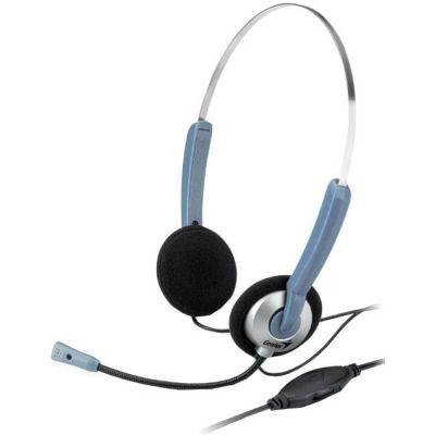 Наушники с микрофоном Genius HS-02S