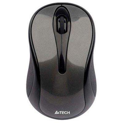 Мышь беспроводная A4Tech G7-360N-1 V-Track Wireless Grey USB