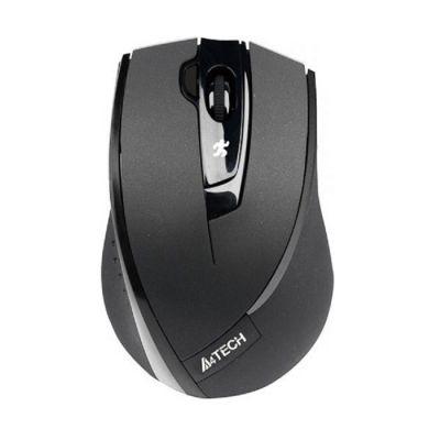 Мышь беспроводная A4Tech G9-730HX black Holeless Wireless USB