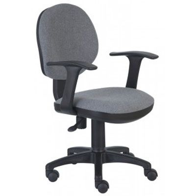 Офисное кресло Бюрократ Ch-356AXSN серый (67616) CH-356AXSN