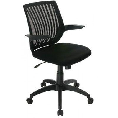 Офисное кресло Бюрократ Ch-497AXSN TW-11 черный