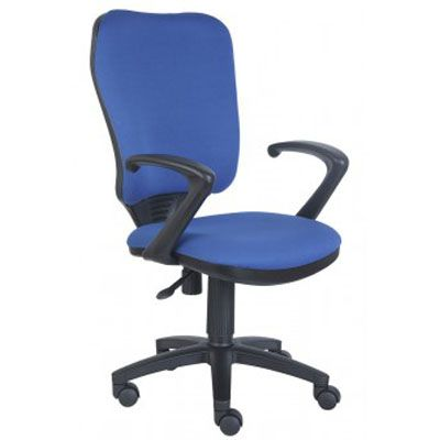 Офисное кресло Бюрократ Ch-540AXSN 26-21 синий