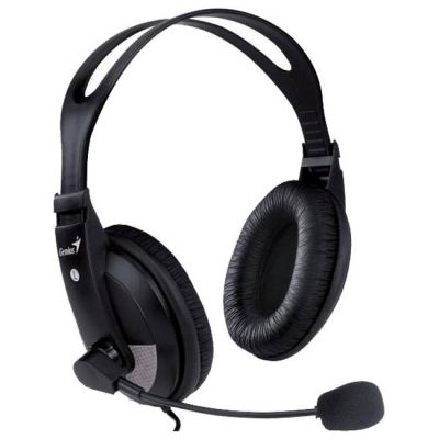 Наушники с микрофоном Genius HS-500X