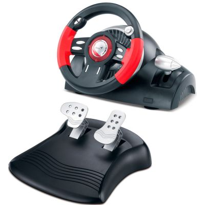 Genius Speed Wheel 3 MT Red GJ-SpeedWheel 3 MT R