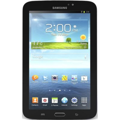 Планшет Samsung Galaxy Tab 3 7.0 SM-T211 16Gb 3G (Black) SM-T2110MKESER