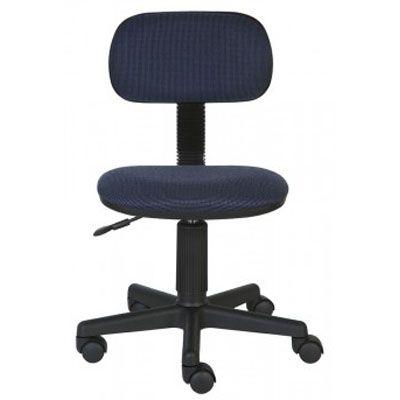 Офисное кресло Бюрократ Ch-201NX Bl&Blue черно-синий