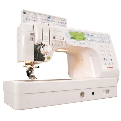 Швейная машина Janome Memory Craft 6600P