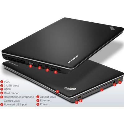 ������� Lenovo ThinkPad Edge E530 Black NZY7JRT