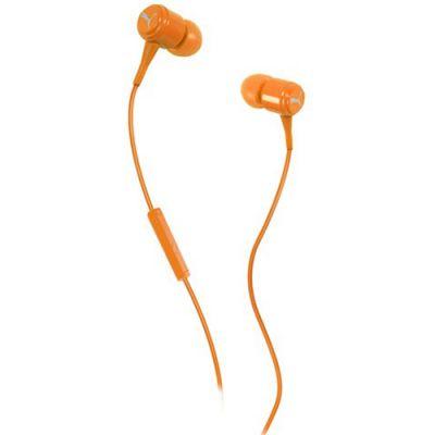 �������� PUMA PMAD3036 BREAD-N-BUTTER IN-EAR + MIC (Orange) PMAD3036ORG