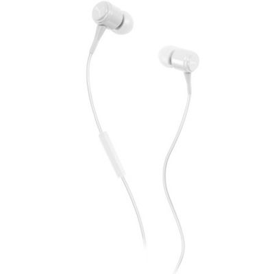 �������� PUMA PMAD3036 BREAD-N-BUTTER IN-EAR + MIC (White) PMAD3036WHT
