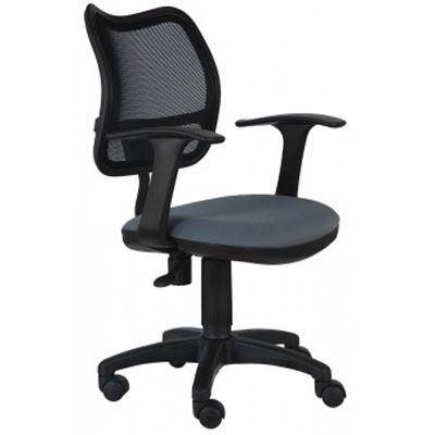 Офисное кресло Бюрократ Ch-797AXSN Black/grey