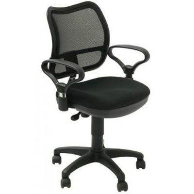 Офисное кресло Бюрократ Ch-799AXSN черный