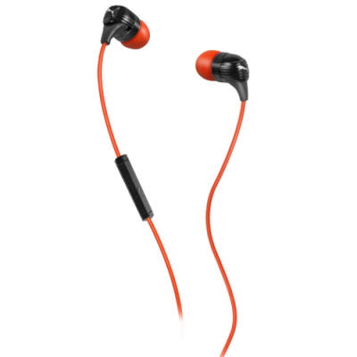 Наушники PUMA PMAD3035 AERO IN-EAR + MIC (Red) PMAD3035RED