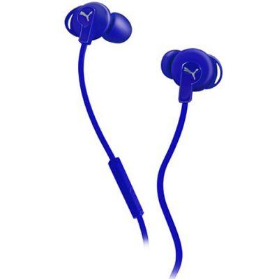 �������� PUMA PMAD6032 BULLDOGS SPORT-LITE IN-EAR + MIC (Blue) PMAD6032BLU