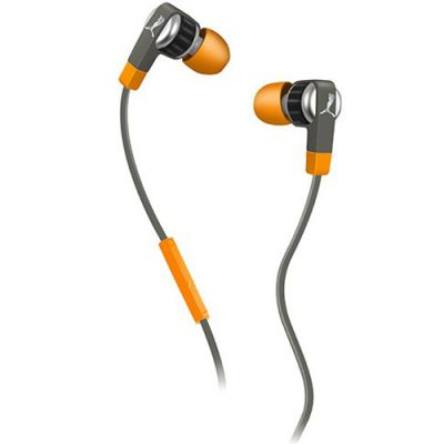 Наушники PUMA PMAD6011 EL DIEGO DOS IN-EAR + MIC (Olive) PMAD6011OLV