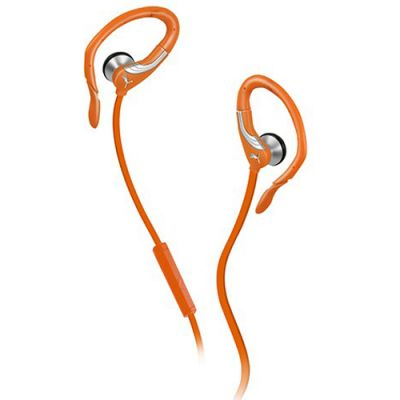 Наушники PUMA PMAD6012 PRO PERFORMANCE SPORT + MIC (Orange) PMAD6012ORG