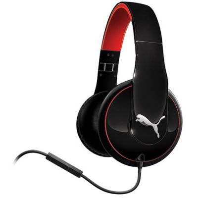 �������� PUMA PMAD6010 VORTICE OVER-EAR + MIC (Black) PMAD6010BLK