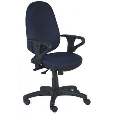 Офисное кресло Бюрократ офисное темно-синий T-612AXSN/BLUE