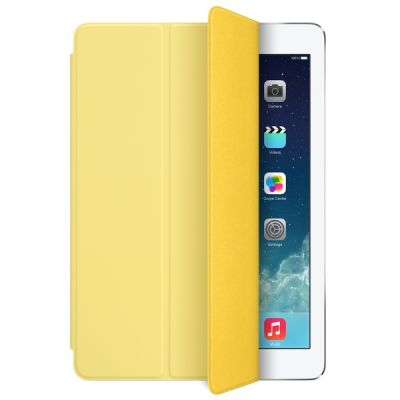 Чехол Apple для iPad Air Smart Cover - Yellow MF057ZM/A