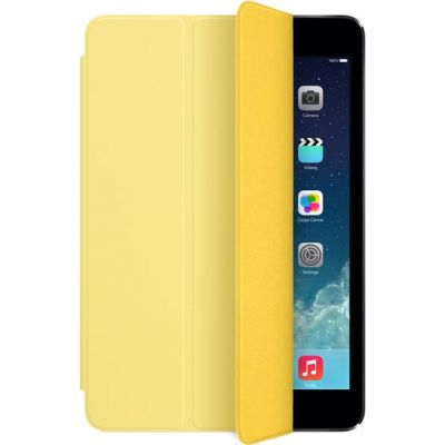 Чехол Apple для iPad mini Smart Cover - Yellow MF063ZM/A