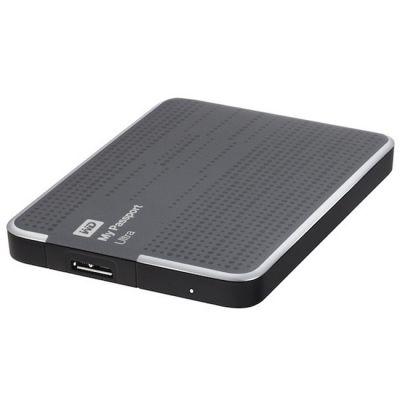 "������� ������� ���� Western Digital USB3.0 My Passport Ultra 2TB EXT. 2.5"" Titanium WDBBUZ0020BTT-EEUE"