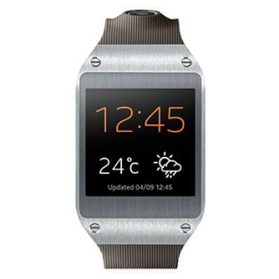 Samsung смарт часы Galaxy Gear SM-V7000 серый SM-V7000ZAASER